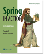 Spring in action 2ndedition
