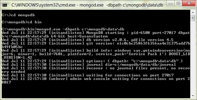 How to Create a Sample CRUD Java App Using MongoDB and